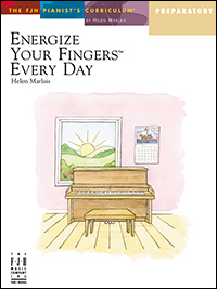 Energize Your Fingers Every Day Prep