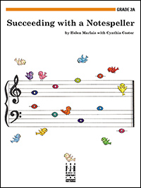 Succeeding With A Notespeller Bk 2a
