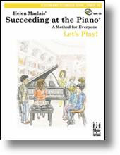 Lessons &amp; Technic Book 2b (Bk Only) Succeeding At The Piano