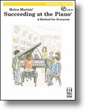 Recital 2b With Cd, Succeeding At The Piano