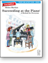Lessons &amp; Technic Book 2b (Bk &amp; Cd) Succeeding At The Piano