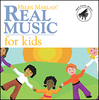 Real Music For Kids, Cd Alone